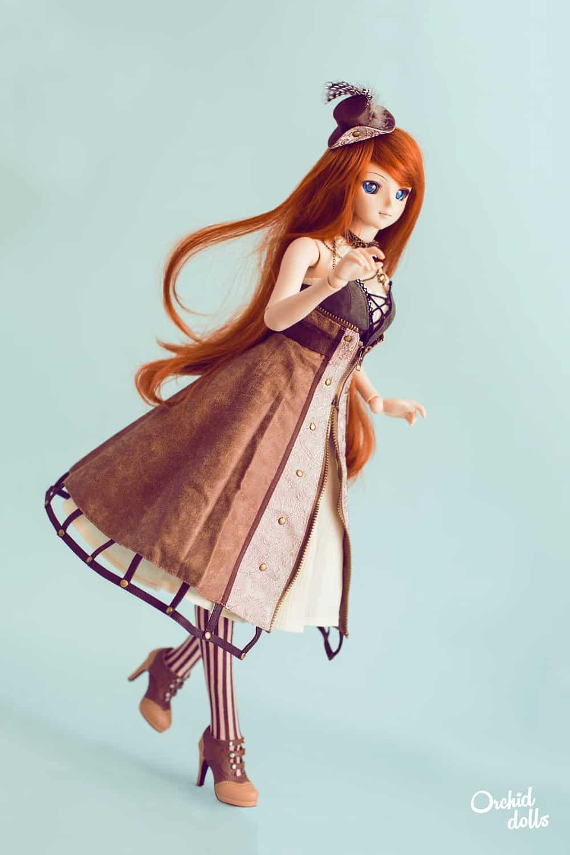 Dollfie Dream Beatrice Yuuko Steampunk