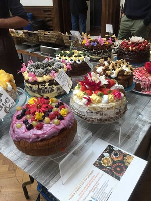 Look at these fabulous vegan cakes