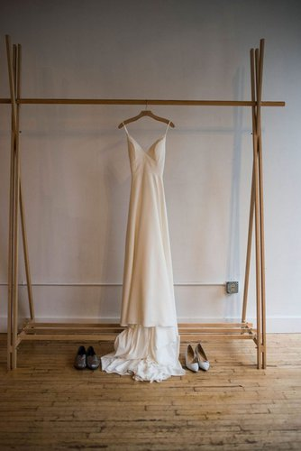 Wedding dress at Neu Neu