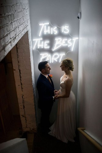Minneapolis wedding photographer Neu Neu