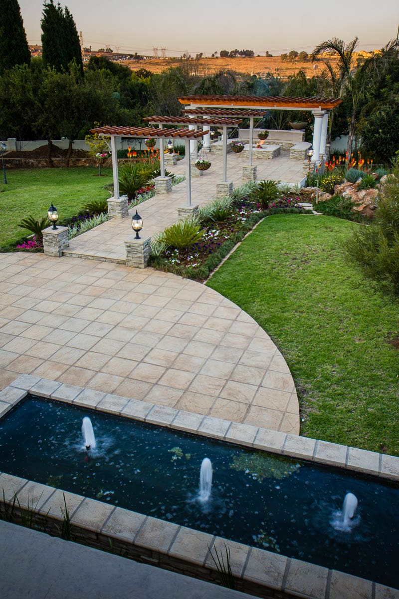 You're at The Friendly Plant Garden Design and Landscapers