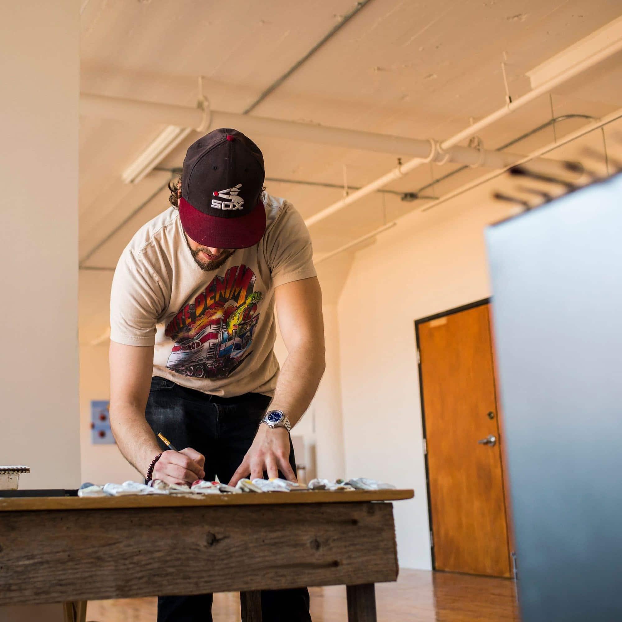 Minneapolis branding photographer for local artisans