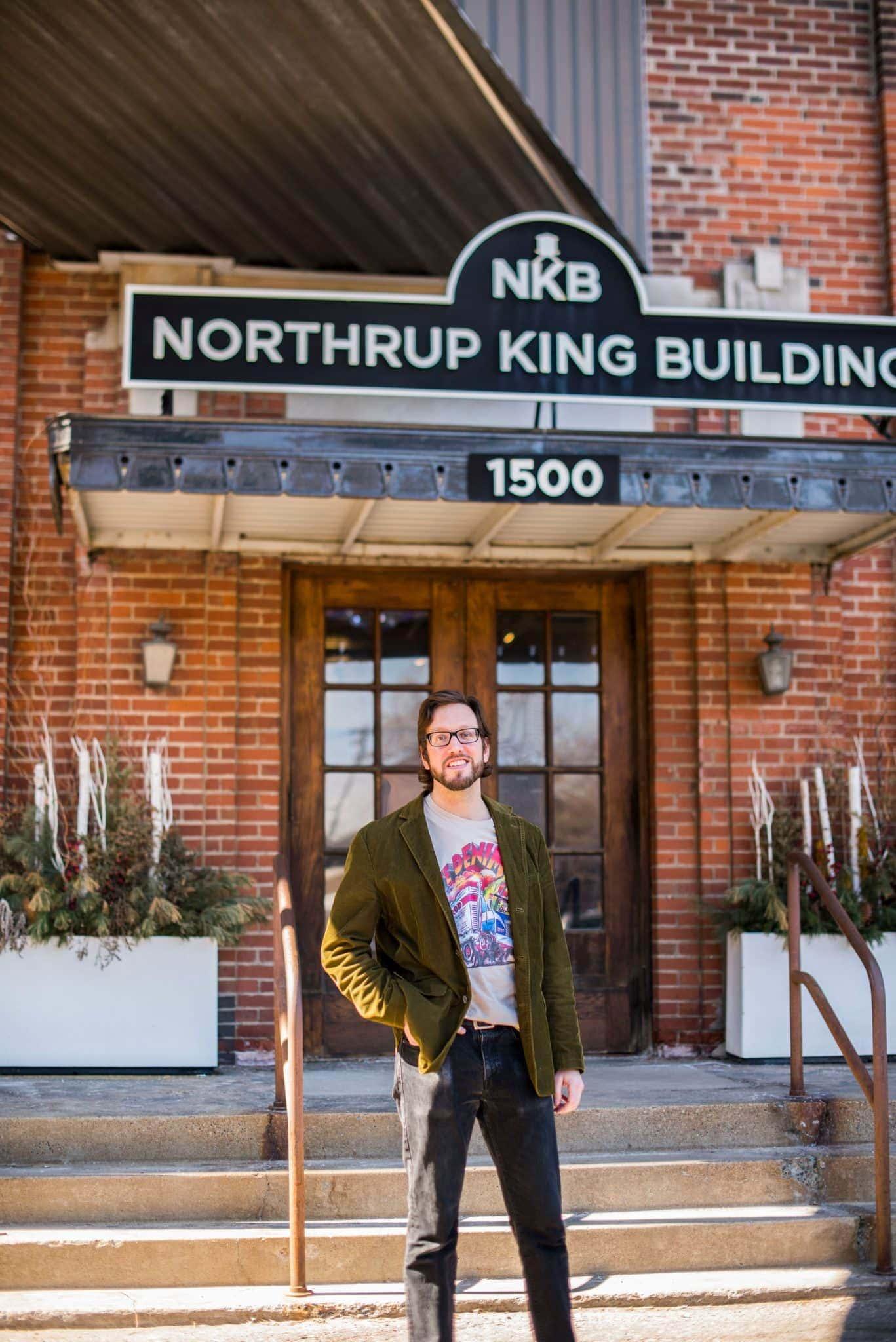 Minneapolis branding photographer for Nortrhup King