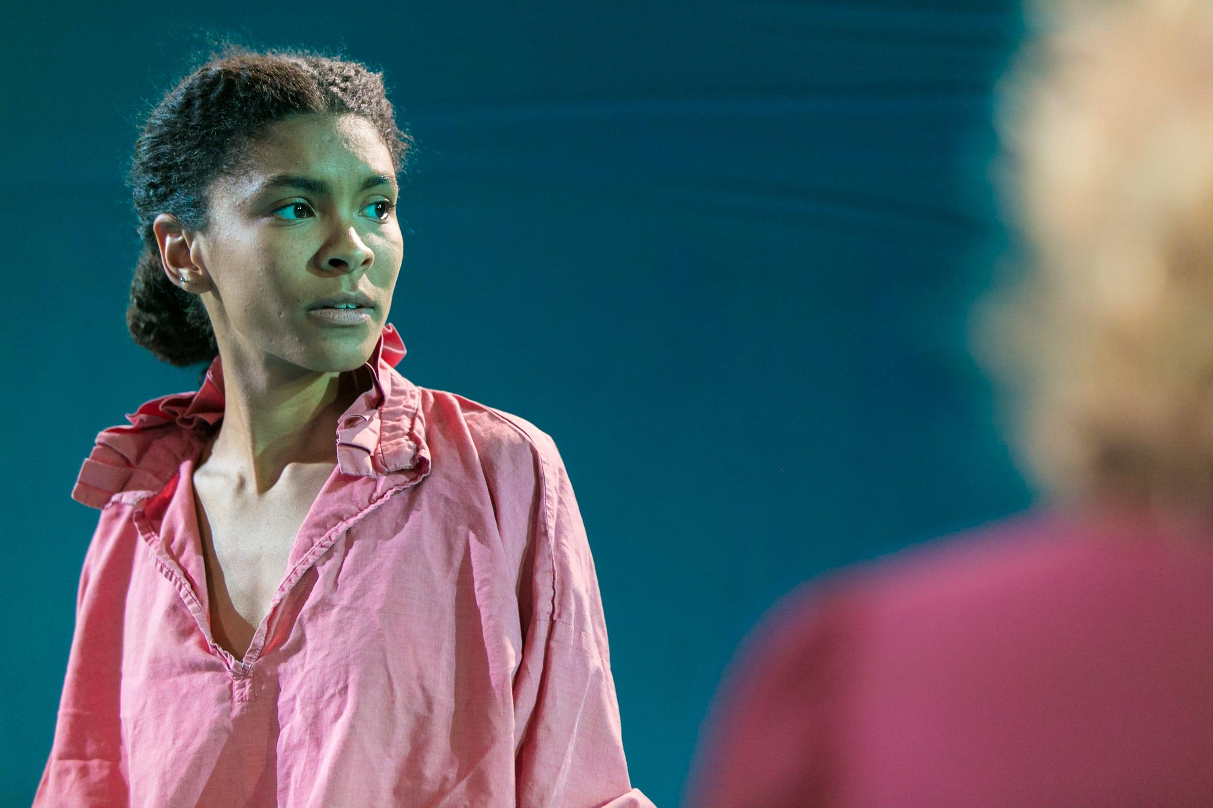 Thalissa teixeira the unknown island gate theatre 2017 c cameron slater 2