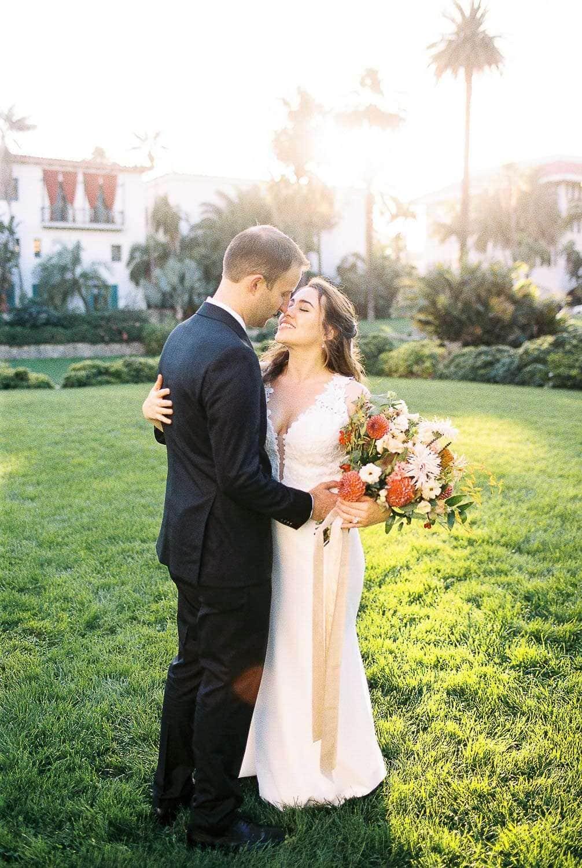 santa barbara courthouse wedding photographer
