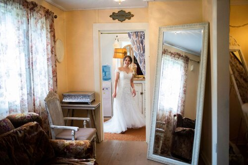 Camrose Hill Bridal Cottage