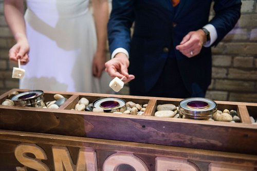 S'more wedding dessert