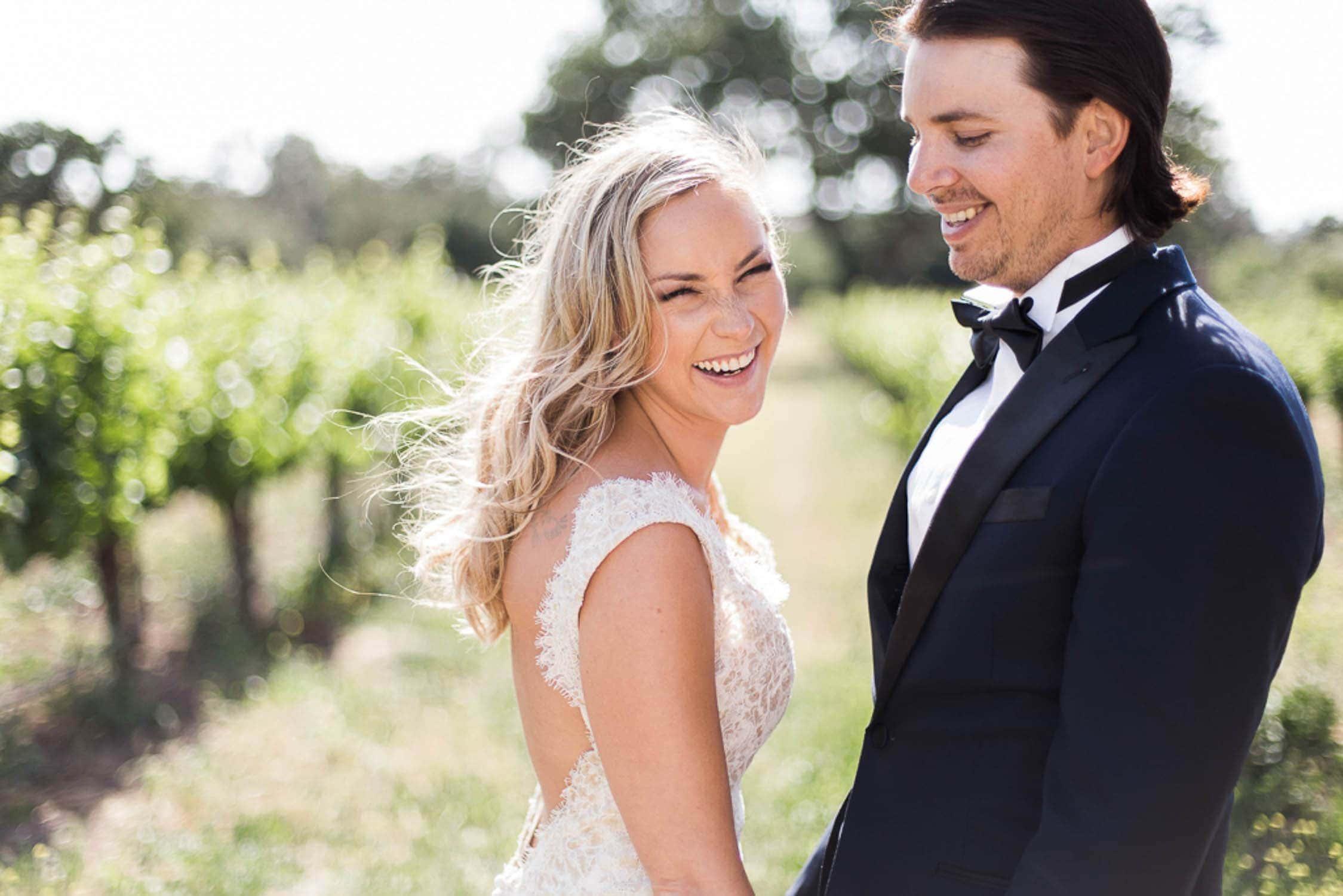 santa ynez vineyard wedding photos