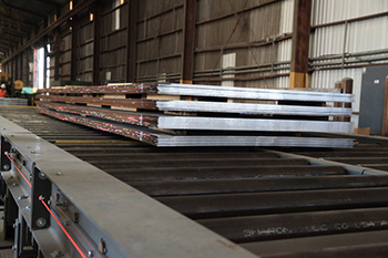 CTL conveyor system