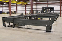 Roller Conveyor and Dual-Lift Transfer System