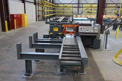 Roller Conveyor Tables - Powered & Gravity Roller Conveyors