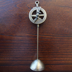Lembretes em metal astrolábios