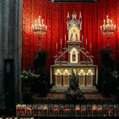 Sanctuaire de l'Enfant Jésus de Prague, Horion-Hozémont