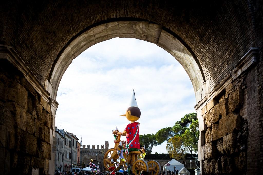 Pinocchio puppet - Fano - Marche - Italy