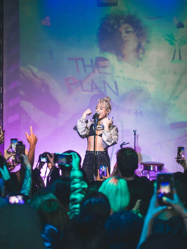 Danileigh at NYC Music Venue SOB's