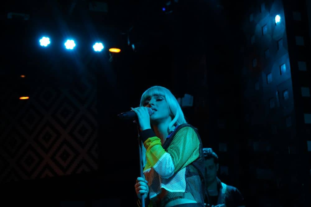 Njomza At NYC HipHop venue SOB's