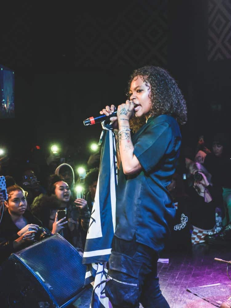 Kodie Shane At NYC Music Venue SOB's