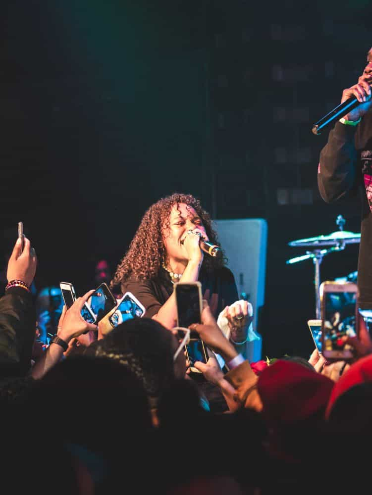 Kodie Shane at NYC Hip Hop Venue SOB's