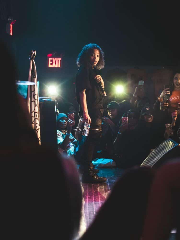 Kodie Shane at NYC Hip Hop Venue SOB's