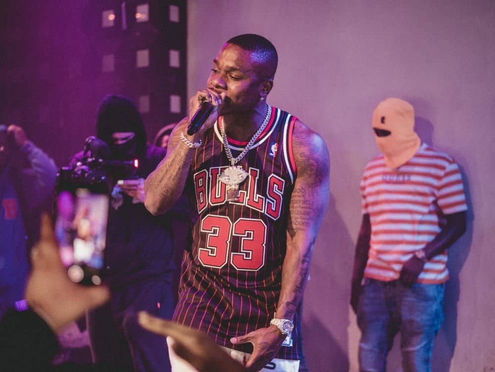 DaBaby at NYC Hiphop Music Venue SOB's .