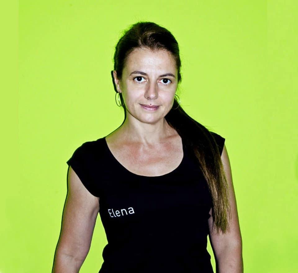 Elena - Personal Trainer