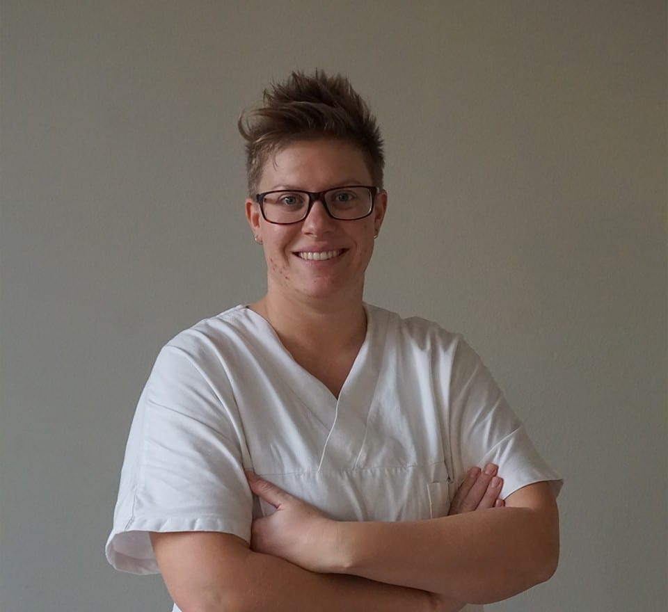 Cristina - Personal Trainer e Massaggiatrice olistica