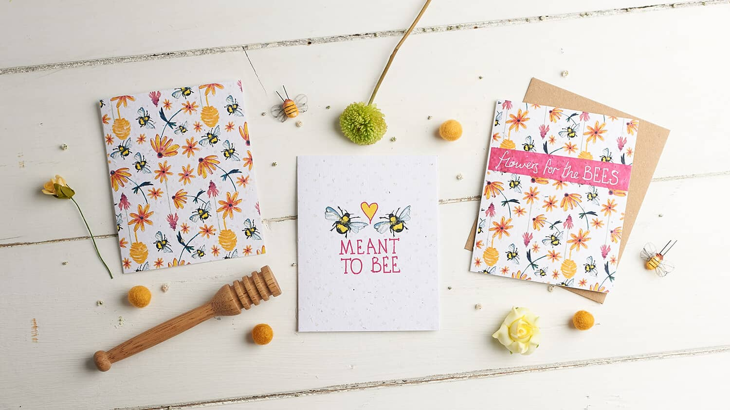 White slatted wooden board used in this styled professional photograph for illustrator Hannah Marchant