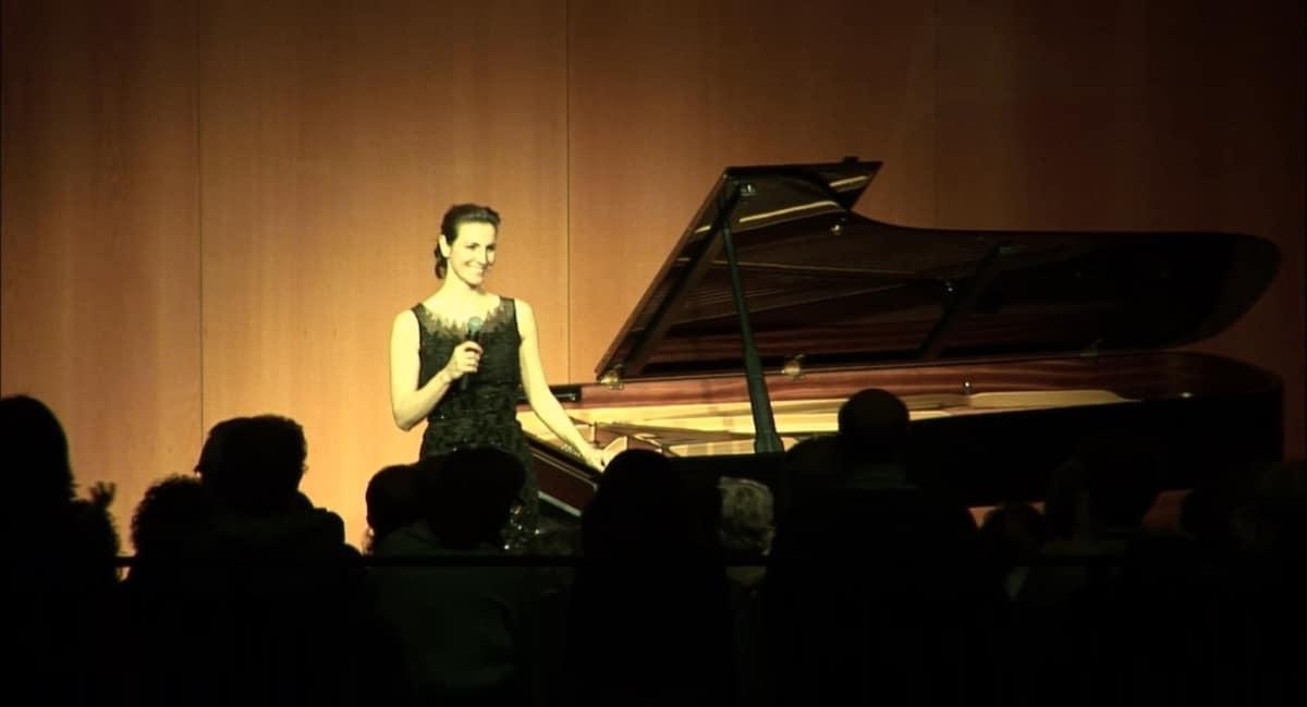 Cristina Casale pianista española 10