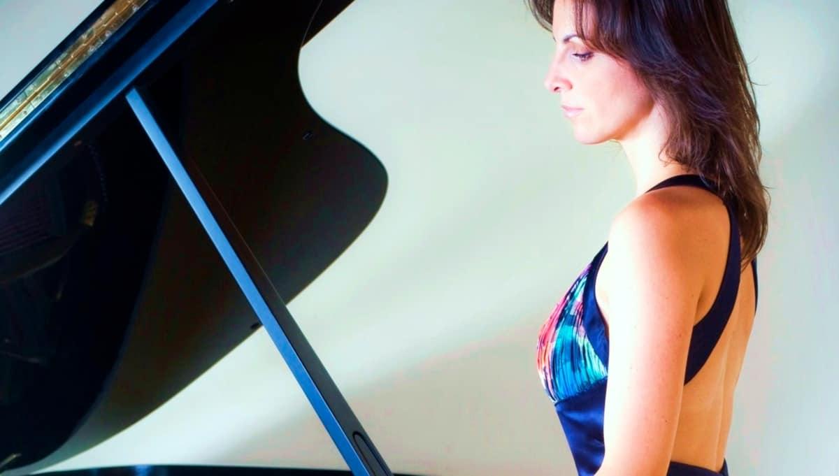 Cristina Casale pianista española 5
