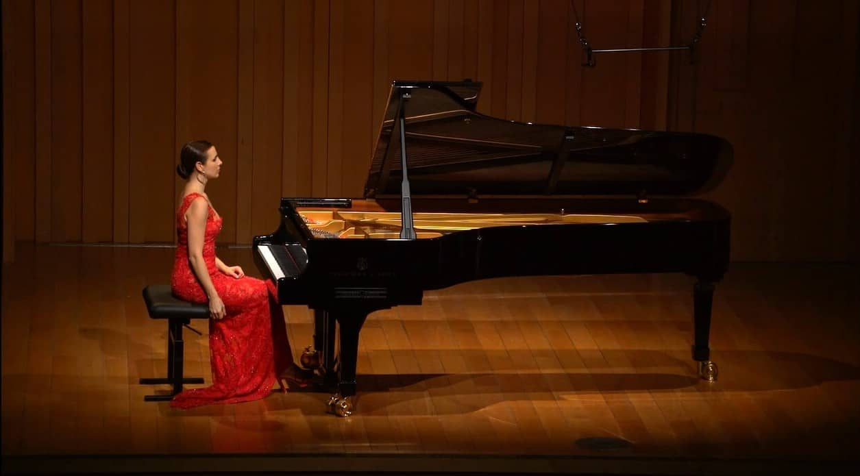Cristina Casale pianista española 15 Duende Palau de la Música