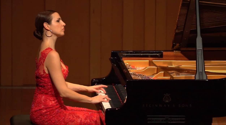Cristina Casale pianista española 16 Duende Palau de la Música