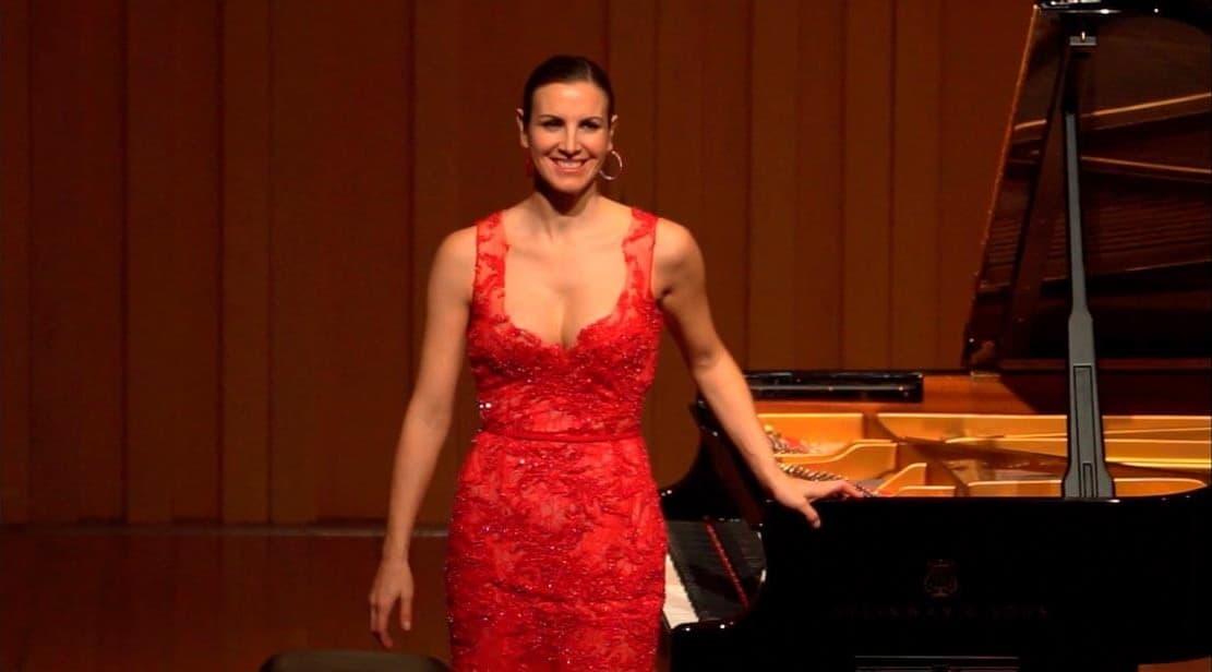Cristina Casale pianista española 18 Duende Palau de la Música