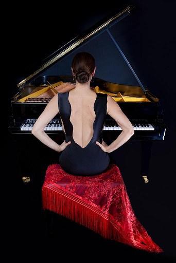 Cristina Casale pianista española 14 Duende