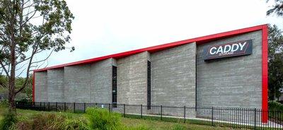 Hangar caddy storage justinfargier architecte