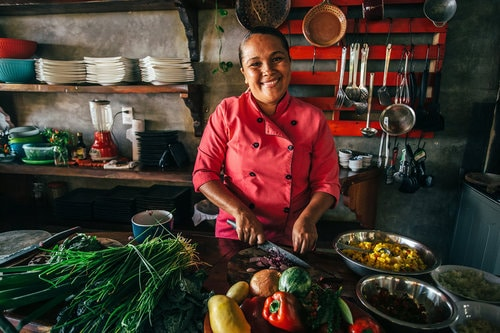 Costa Rican cooking classes