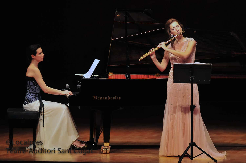 Cristina Casale pianista española 19 Patricia de No
