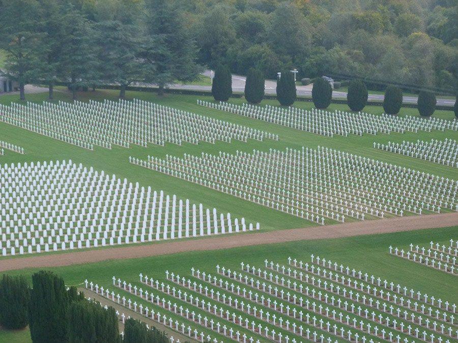 La nécropole de Douaumont